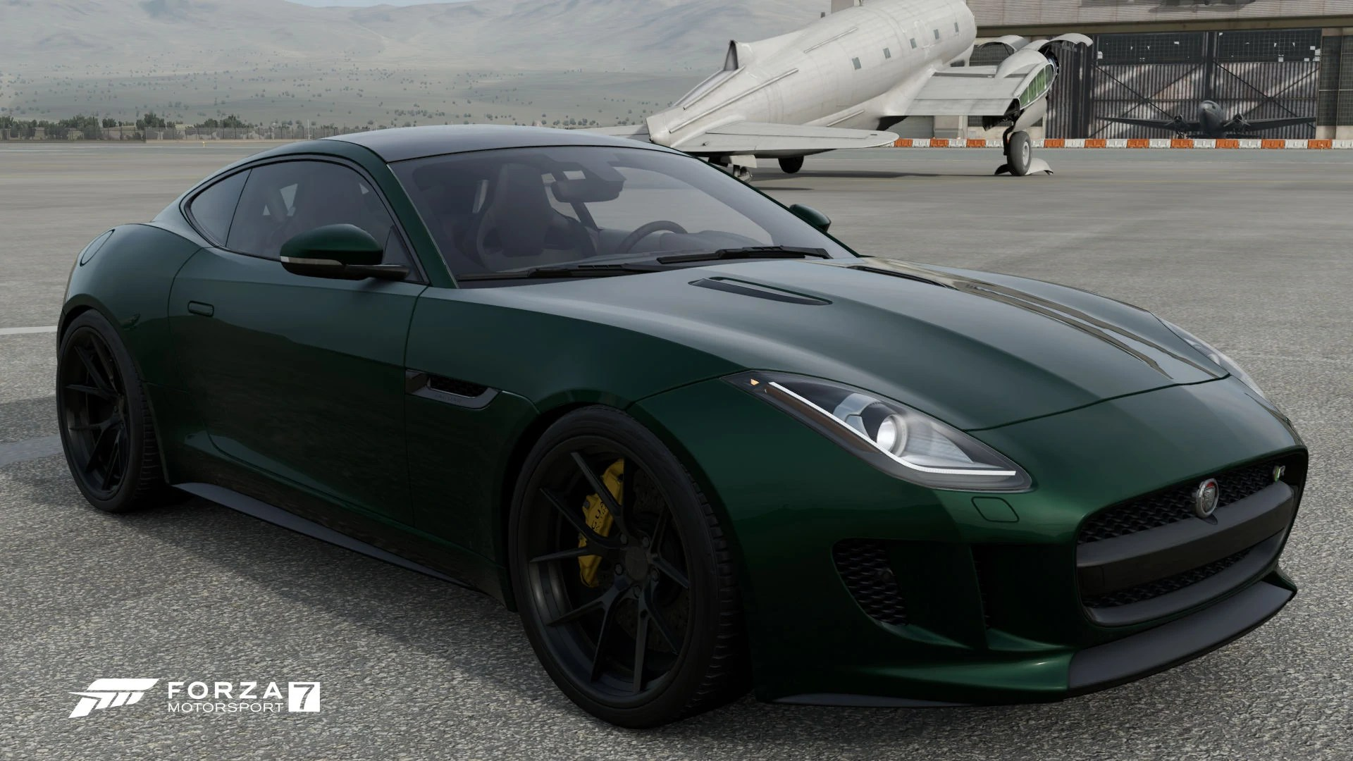 hight resolution of jaguar f type r coupe fast furious edition