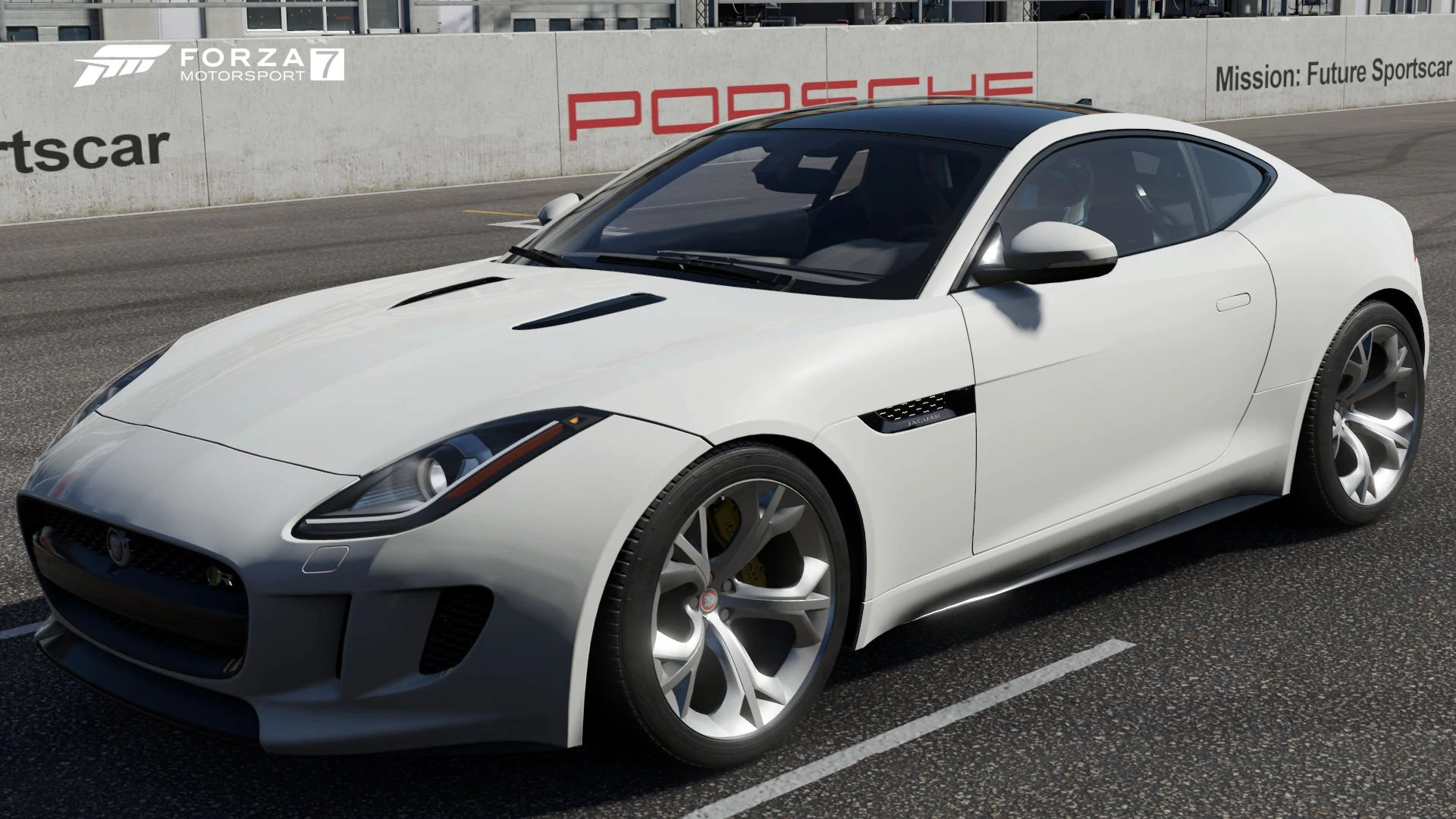 hight resolution of 2015 jaguar f type r coup in forza motorsport 7