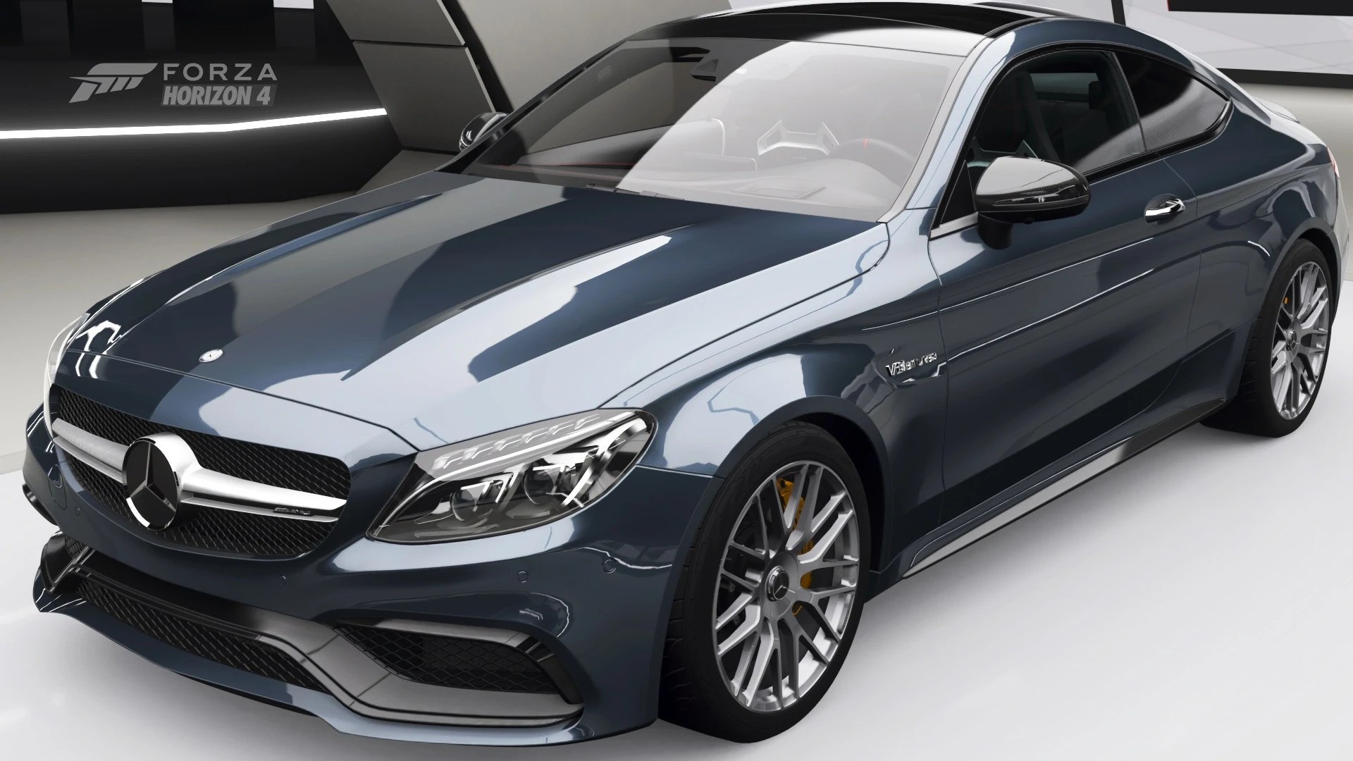hight resolution of mercedes amg c 63 s coup in forza horizon 4