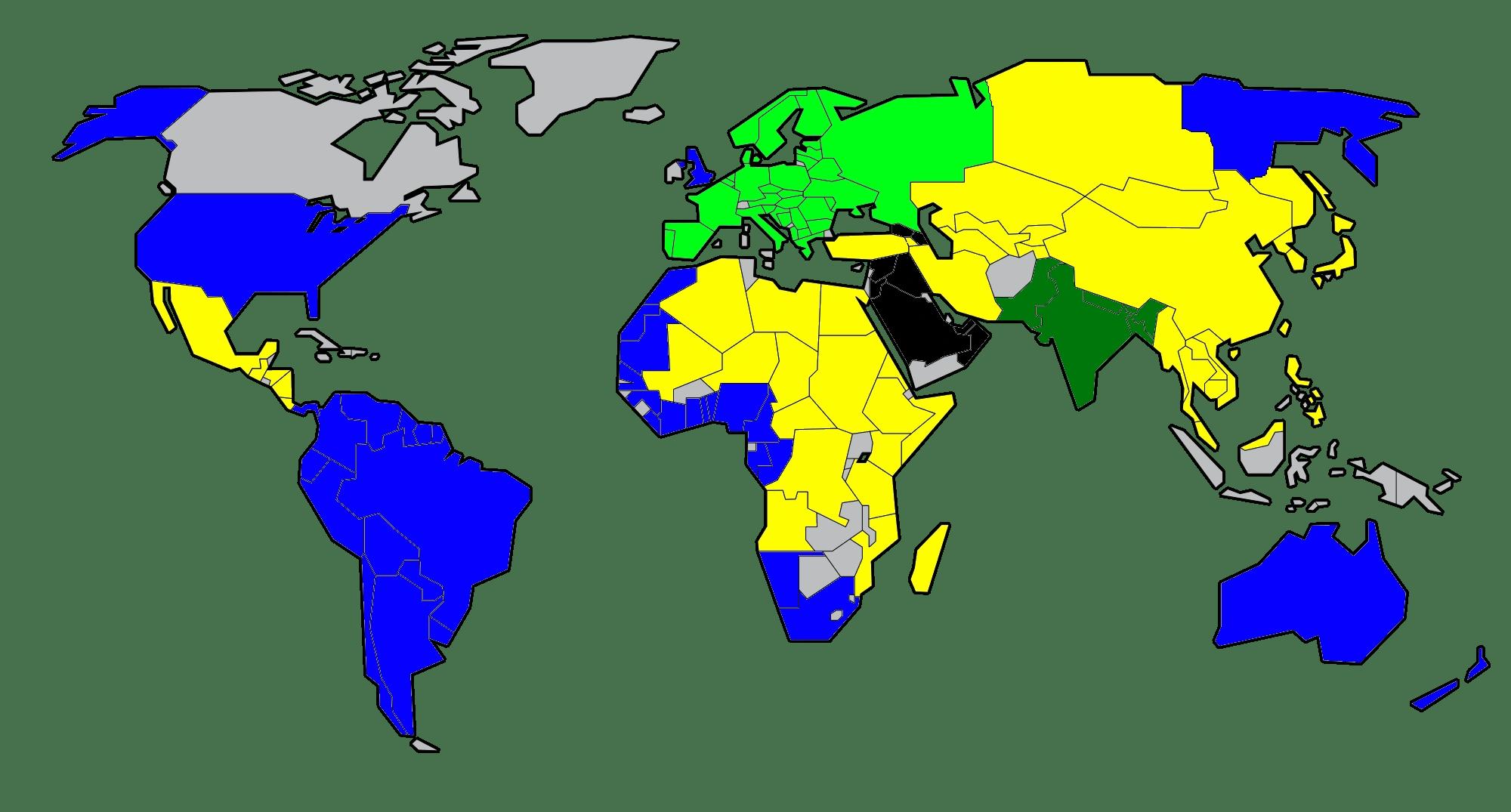 world war iii 2029