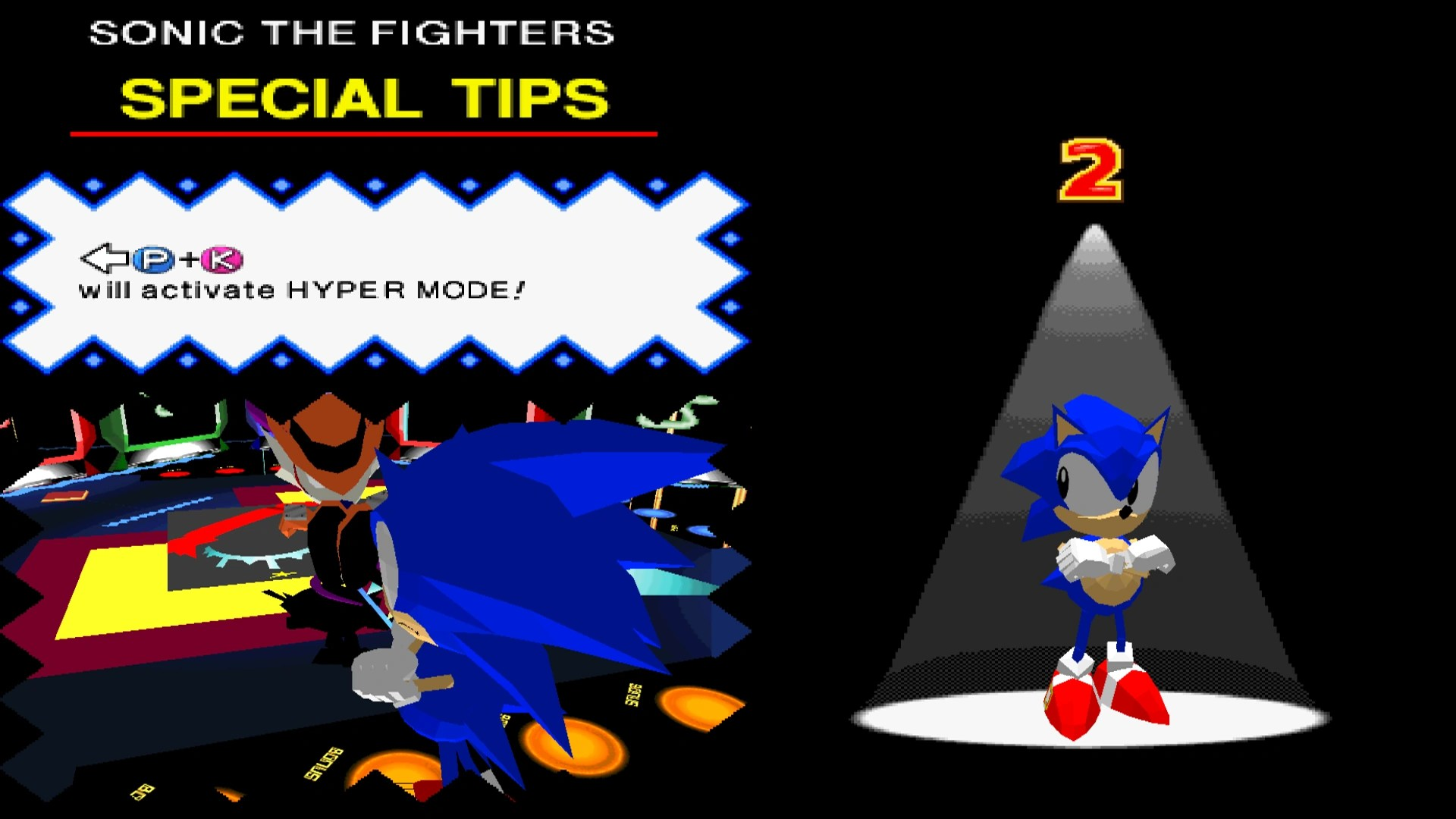Sonic The Fighters Game Over Dex Wiki FANDOM Powered By Wikia