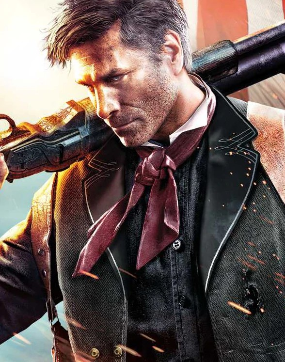 Booker DeWitt Gaming Database Wiki FANDOM Powered By Wikia