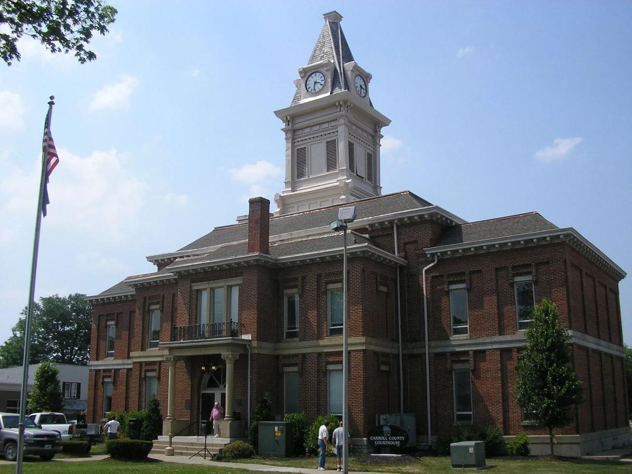 Carroll County Kentucky Familypedia Fandom Powered By