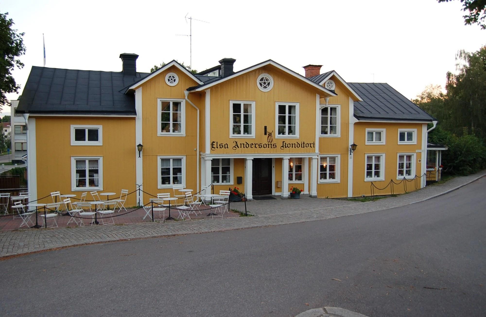 Category Municipal Seats Of Västmanland County