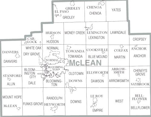 Mclean County Illinois Familypedia Fandom Powered By