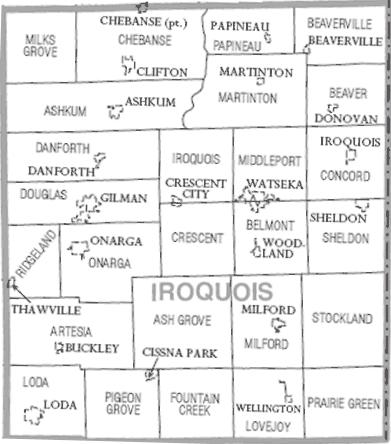 Iroquois County Illinois Familypedia Fandom Powered
