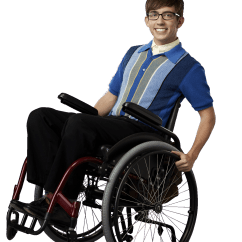 Wheelchair Glee Hanging Chair Nairobi Image Artie Season 4 Pose Png Tv Show Wiki