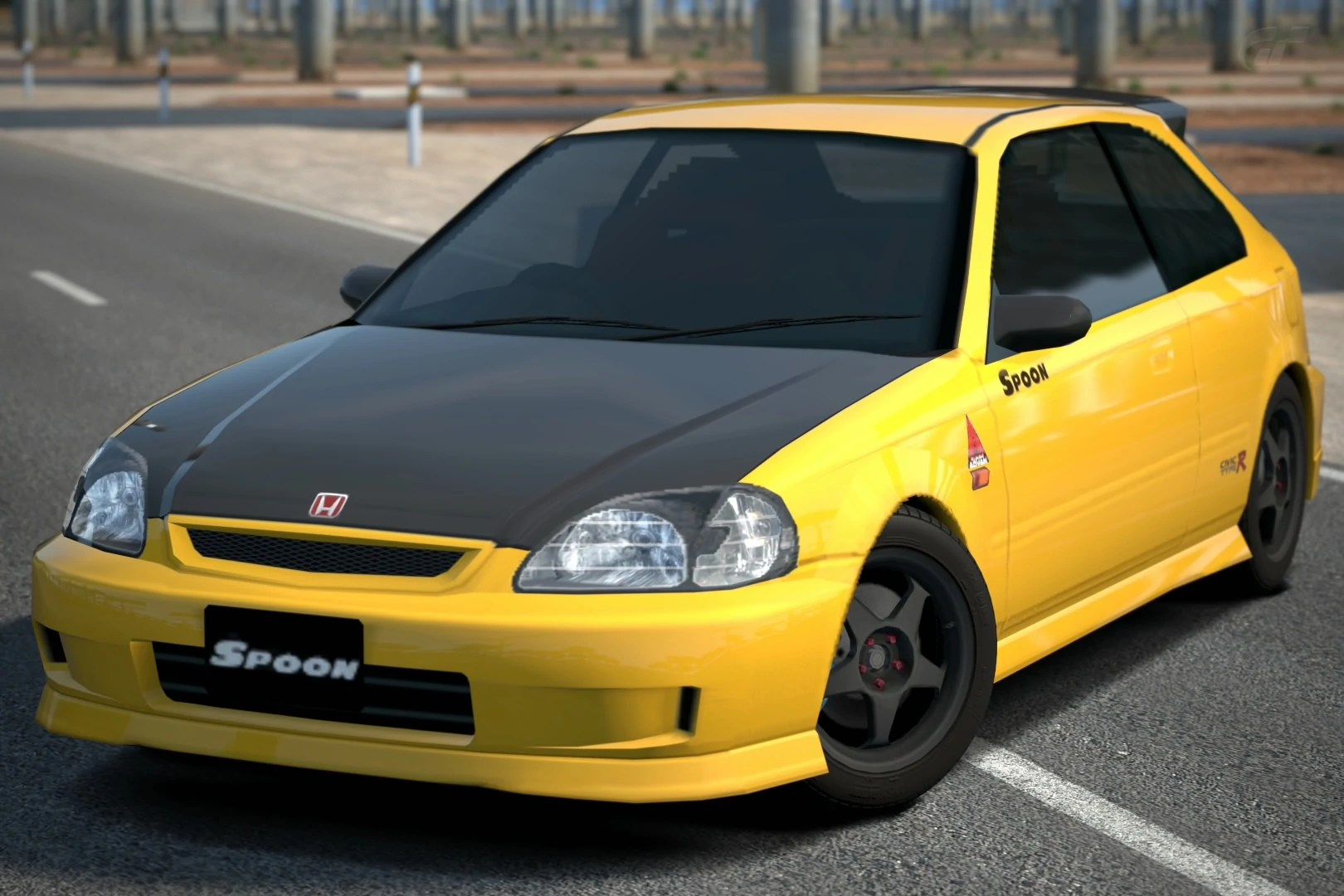 small resolution of spoon civic type r ek 00