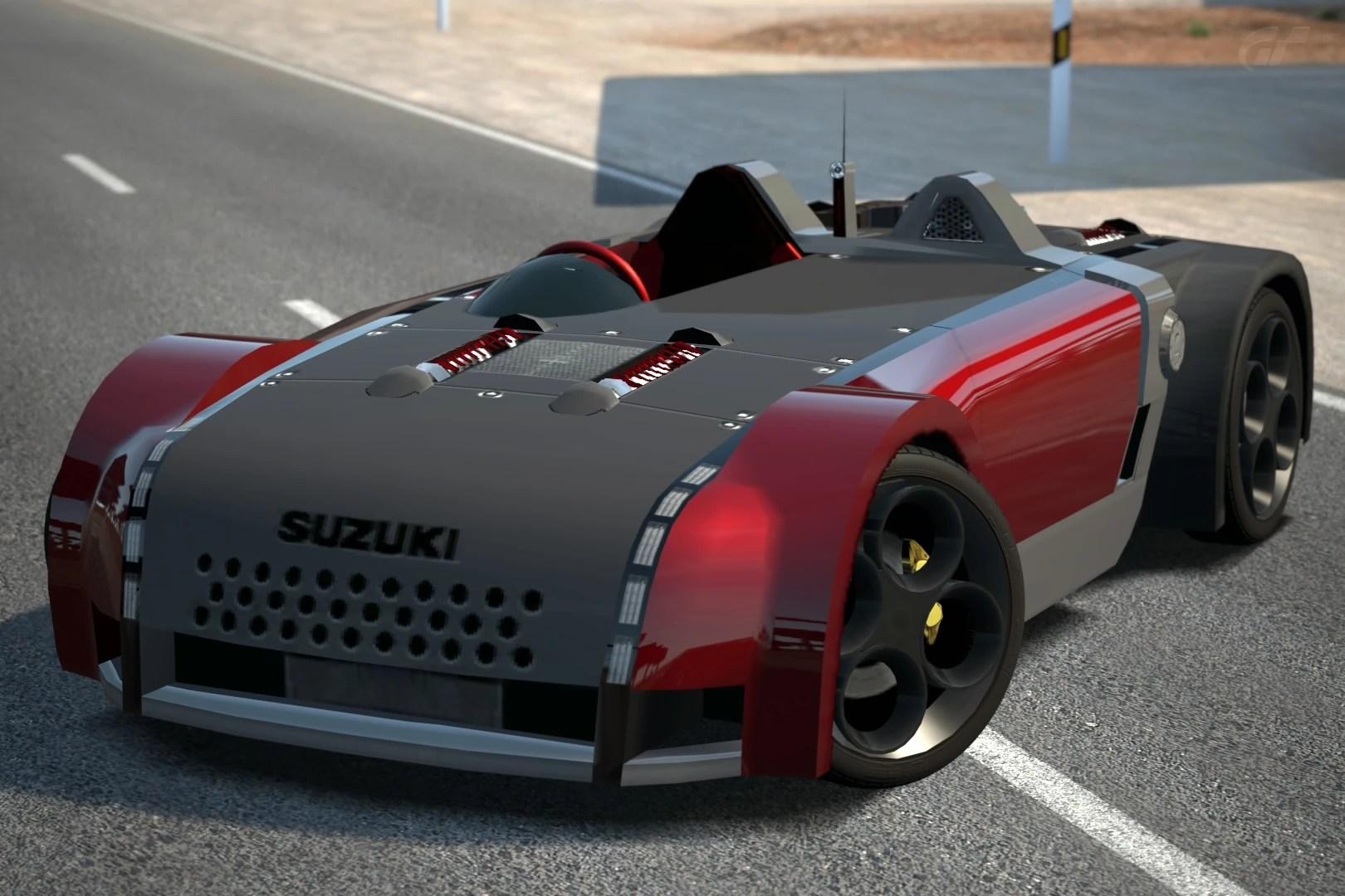 hight resolution of suzuki gsx r 4 concept 01