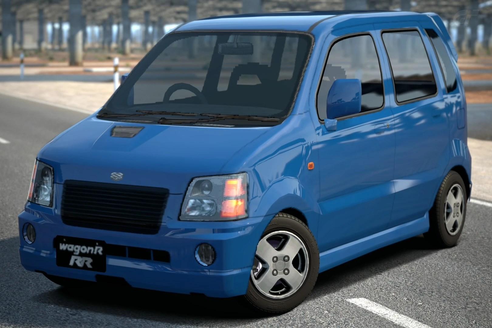 hight resolution of suzuki wagon r rr 98