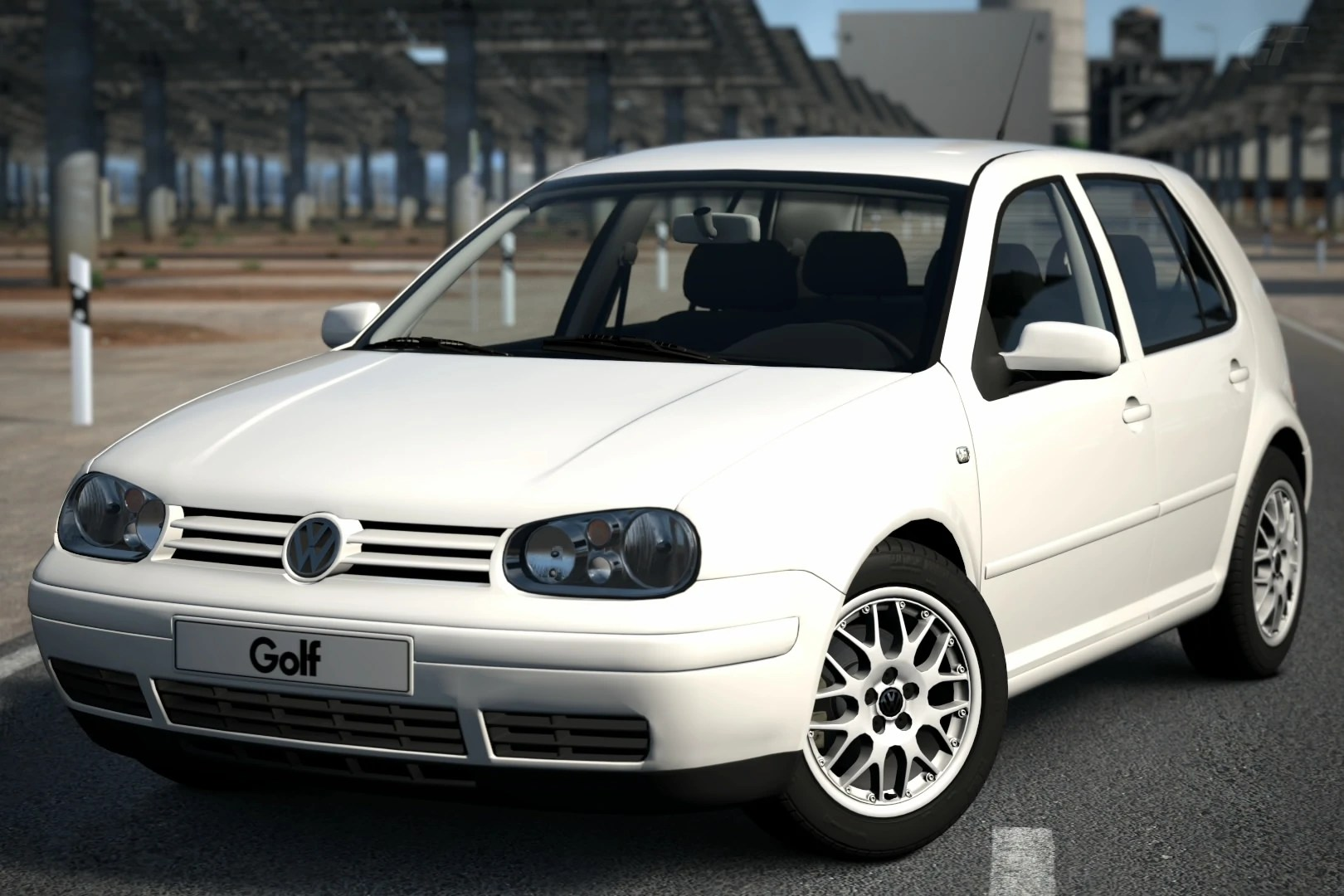 hight resolution of volkswagen golf iv gti 01