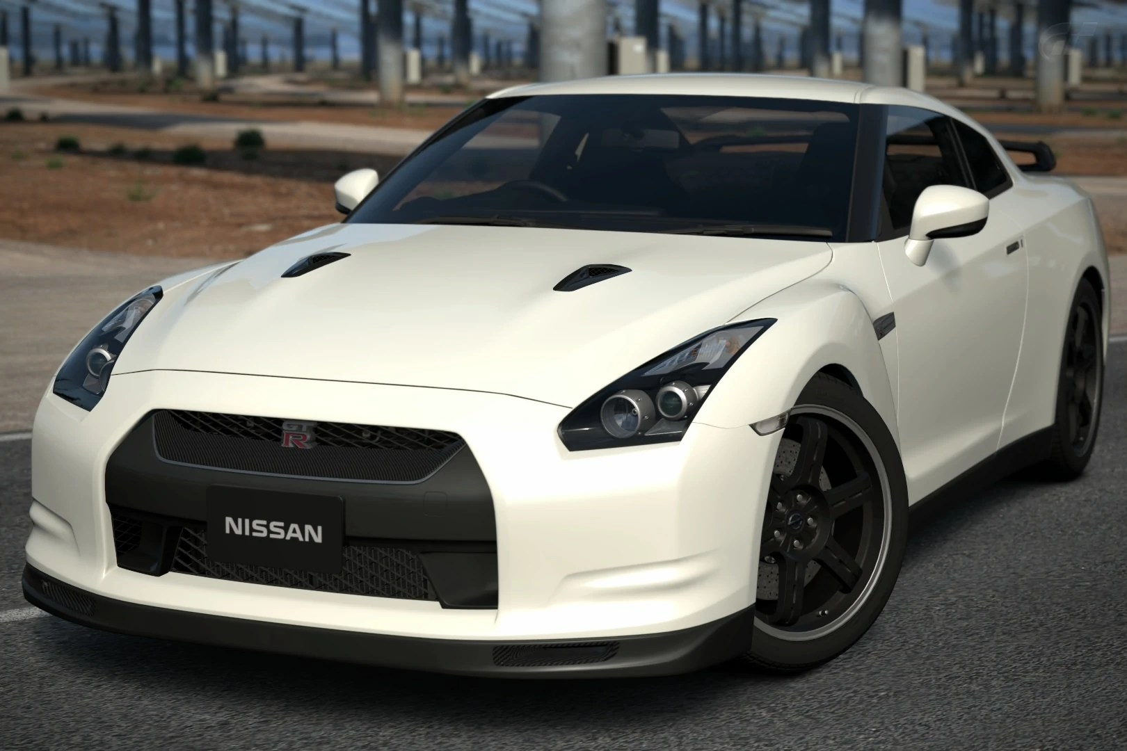 hight resolution of nissan gt r specv 09