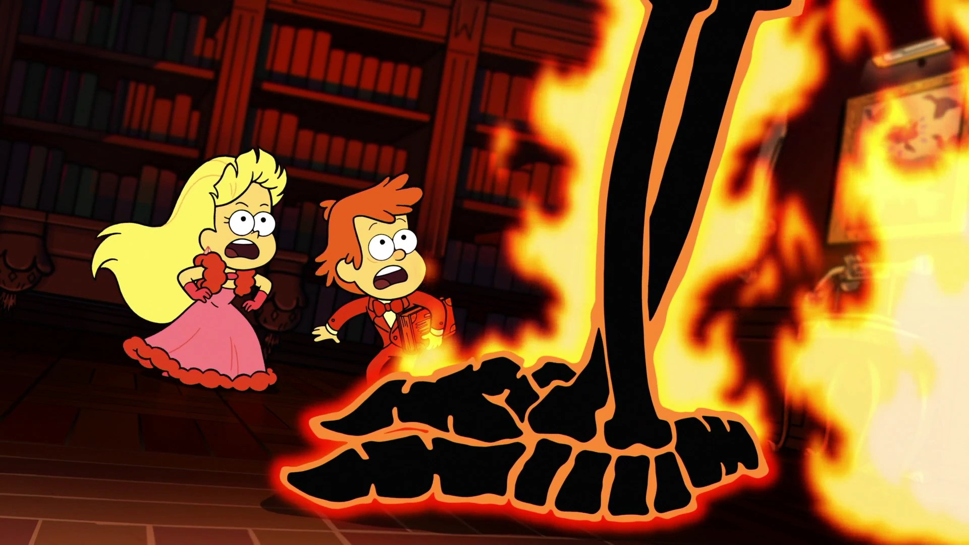 Gravity Falls Mabel And Waddles Wallpaper Northwest Mansion Mystery Gravity Falls Wiki Fandom