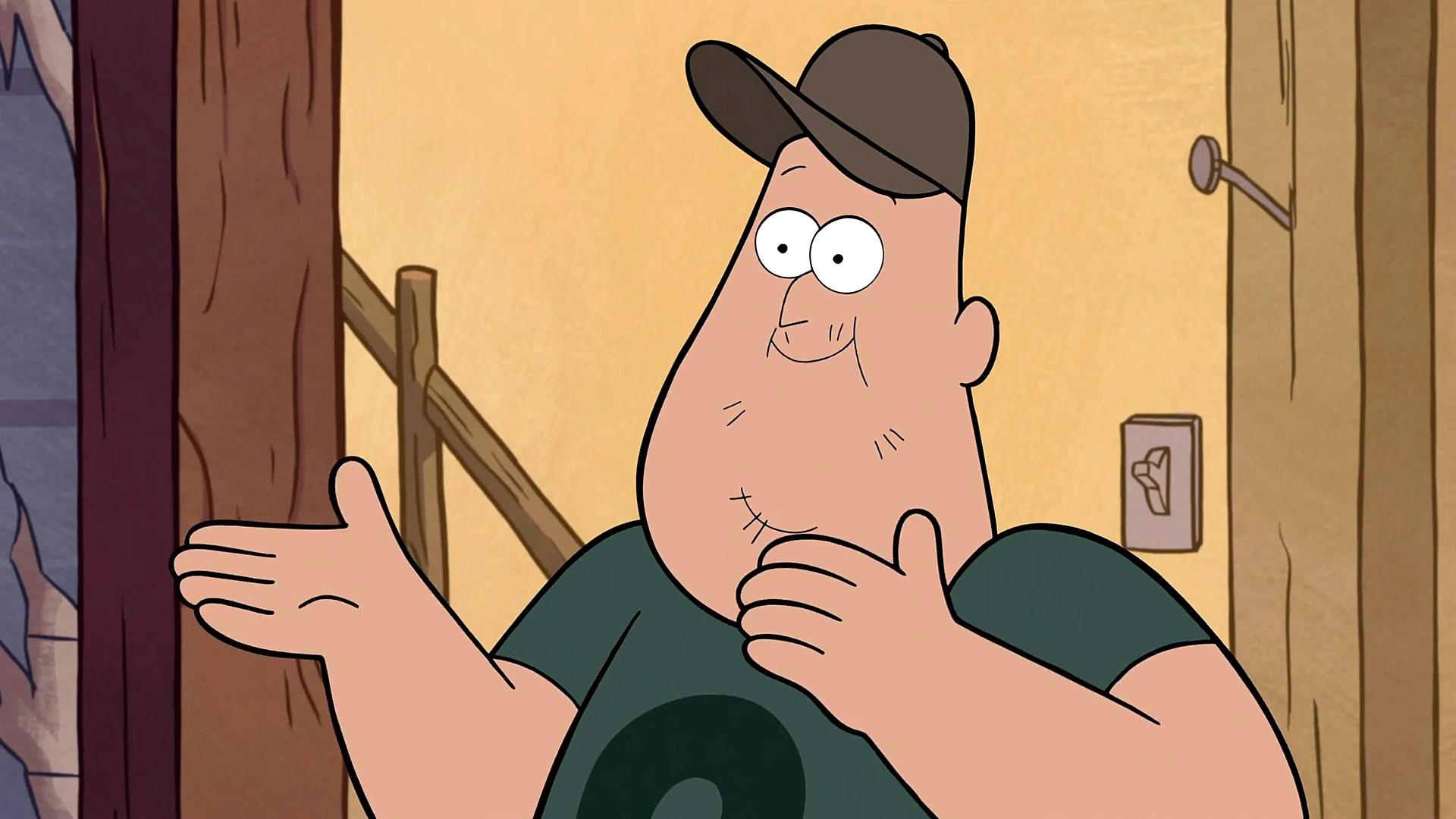 Gravity Falls Waddles Wallpaper Soos Ramirez Gravity Falls Wiki Fandom Powered By Wikia