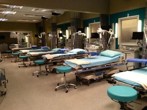 Emergency Room  Greys Anatomy Universe Wiki  FANDOM