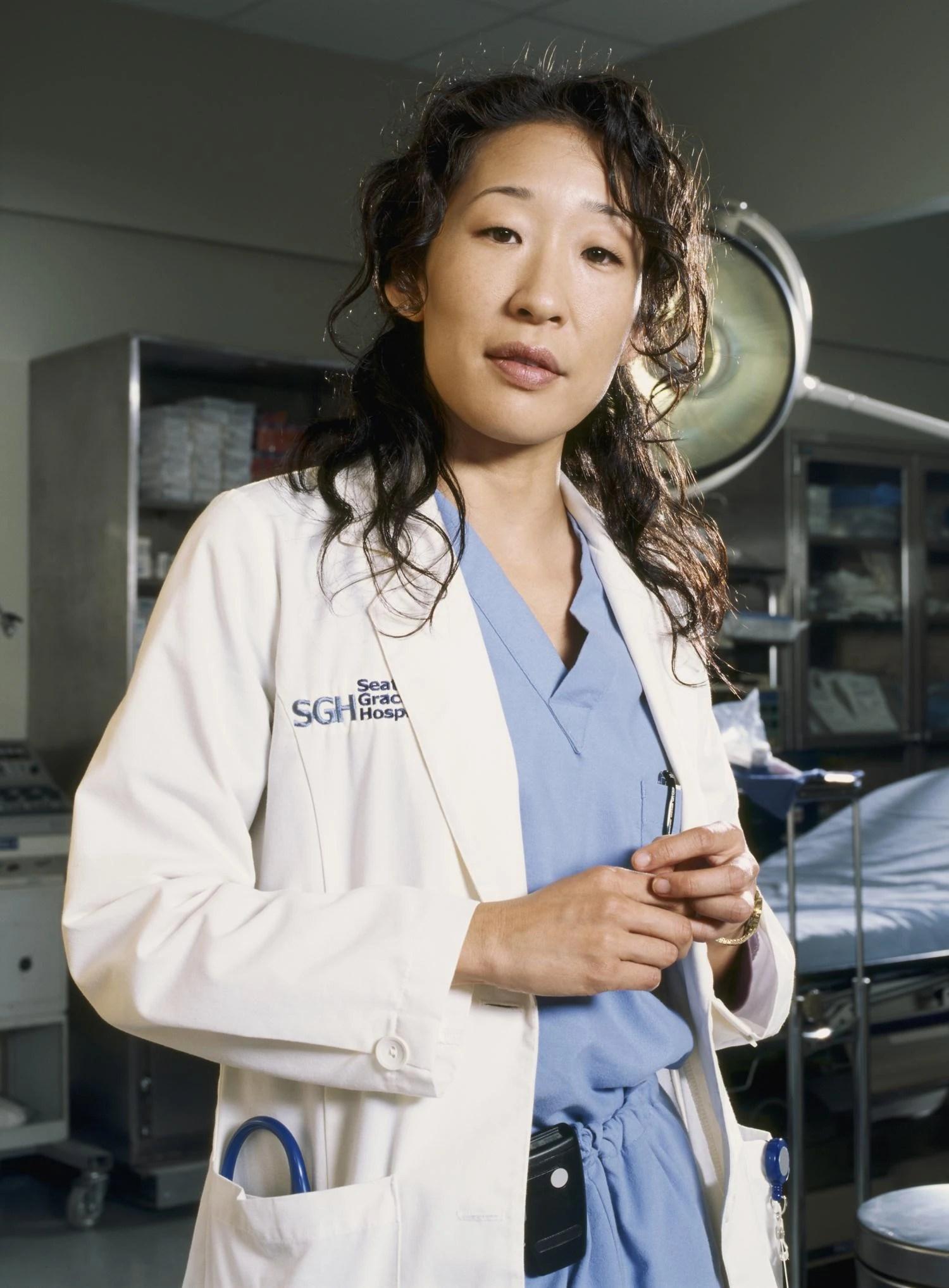 Sandra Oh Grey's Anatomy