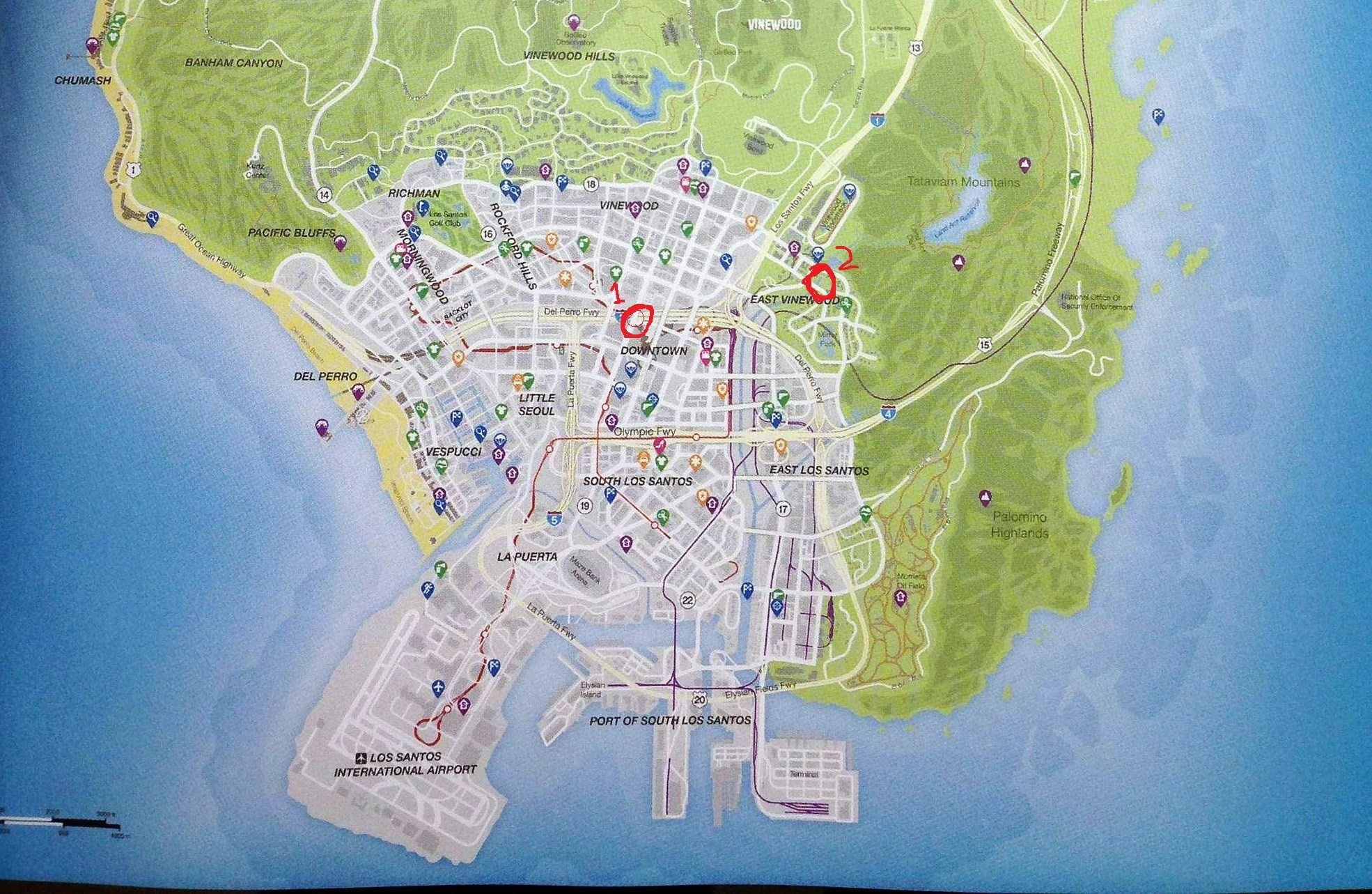 Supercars Gallery Gta 5 Armored Car Locations Map
