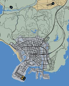 Sandy Shores Alive [MapEditor/YMAP] - GTA5-Mods.com