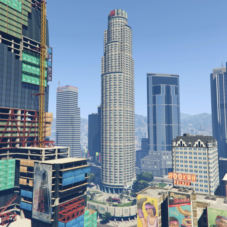 Maze Bank Tower Gta Wiki Fandom