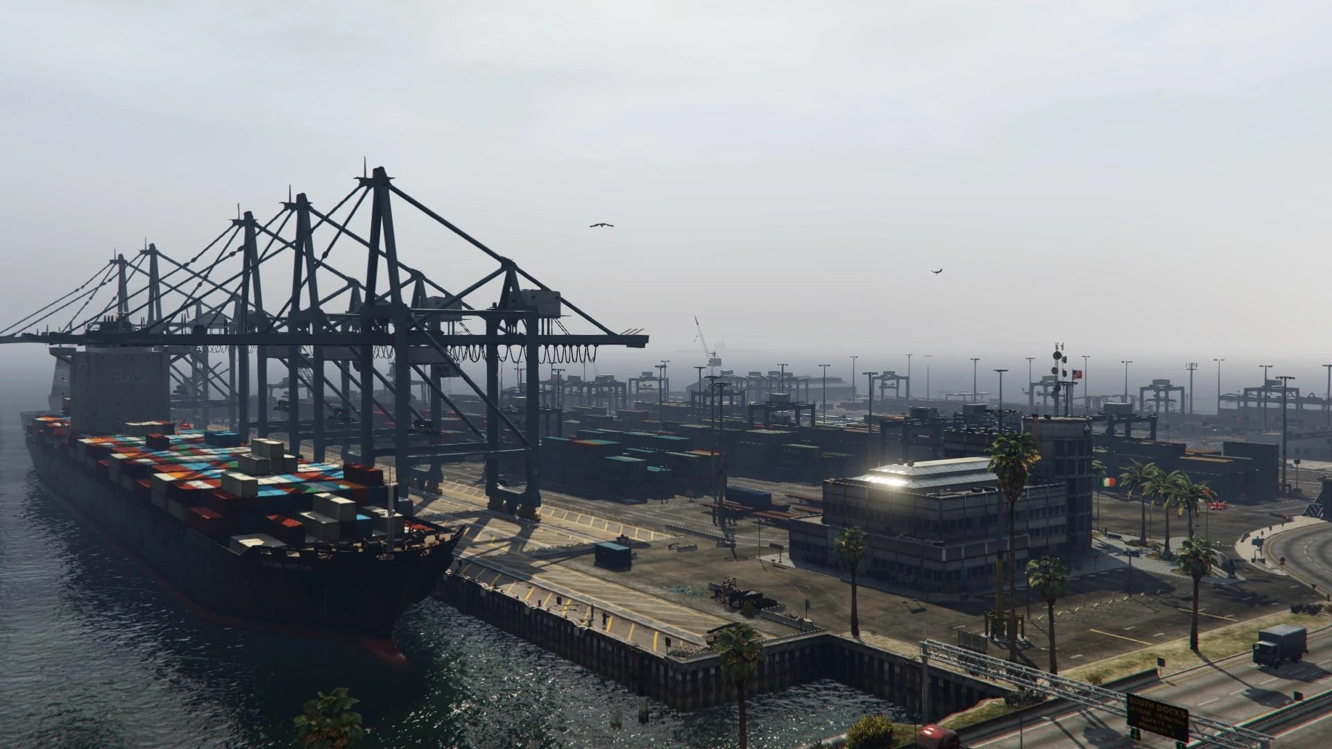 Terminal | GTA Wiki | Fandom