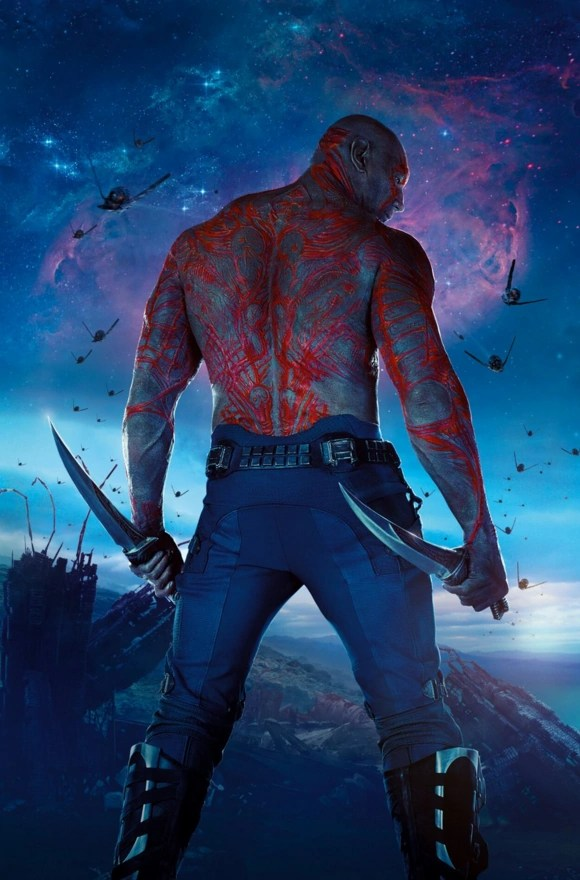 Drax the Destroyer  Guardians of the Galaxy Wiki  FANDOM