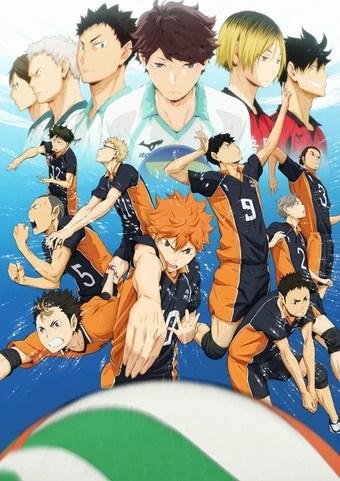 Haikyuu Season 3 Sub Indo Batch : haikyuu, season, batch, Haikyuu, Anime, Haiku, Wallpaper