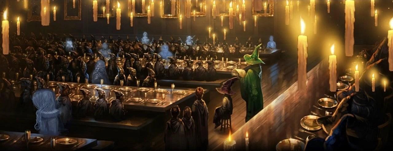 Sorting Ceremony Harry Potter Wiki Fandom