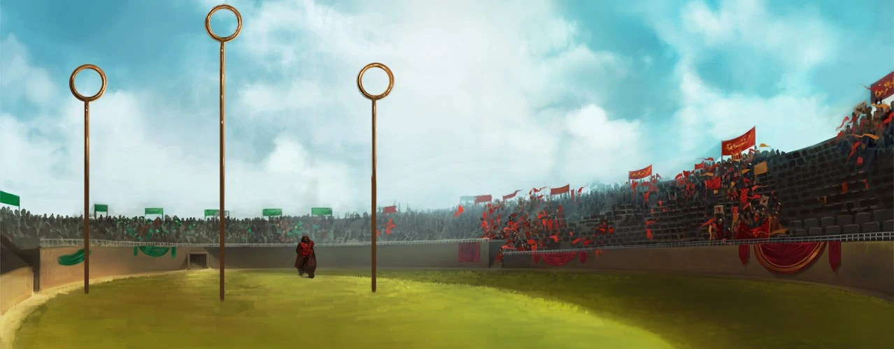 Hogwarts Quidditch pitch  Harry Potter Wiki  FANDOM powered by Wikia