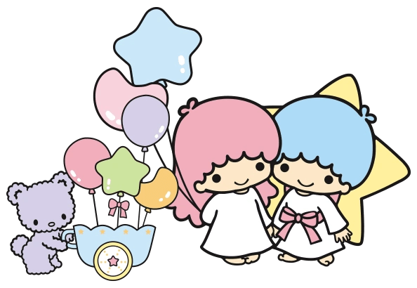 LITTLE TWIN STARS - comicakar