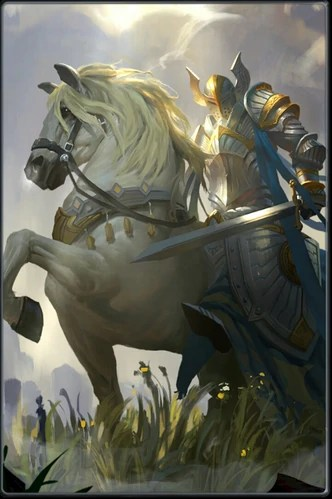 White Knight Heroes Of Camelot Wiki Fandom Powered By