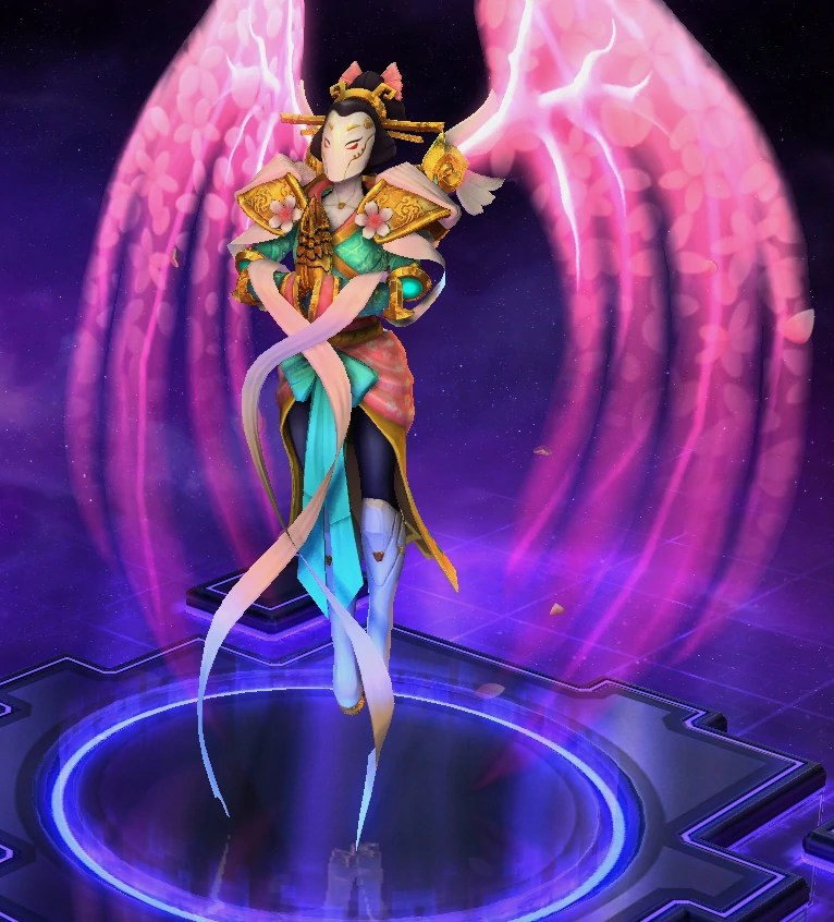 auriel heroes of the