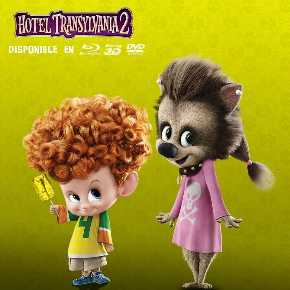 Dennis And Hotel Transylvania Wiki