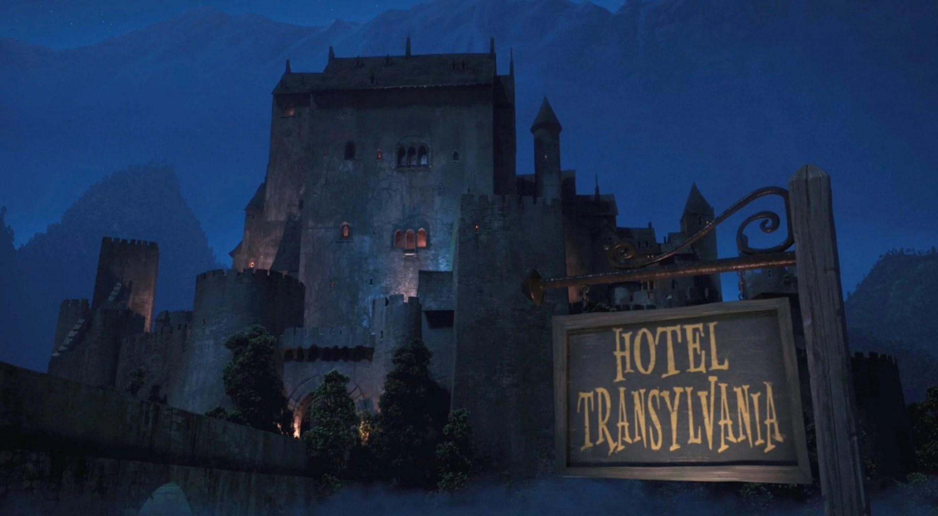 Hotel Transylvania Place Wiki