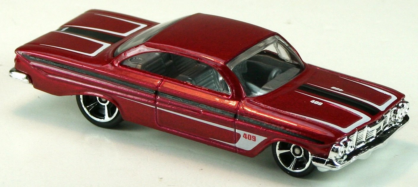 hight resolution of versions the 61 impala