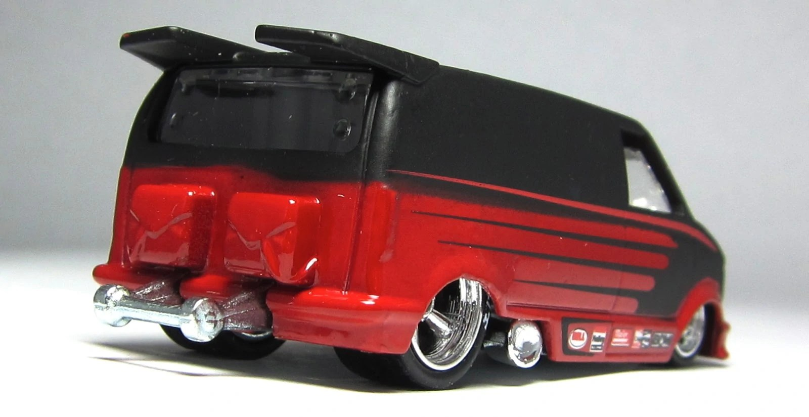 hight resolution of cool van