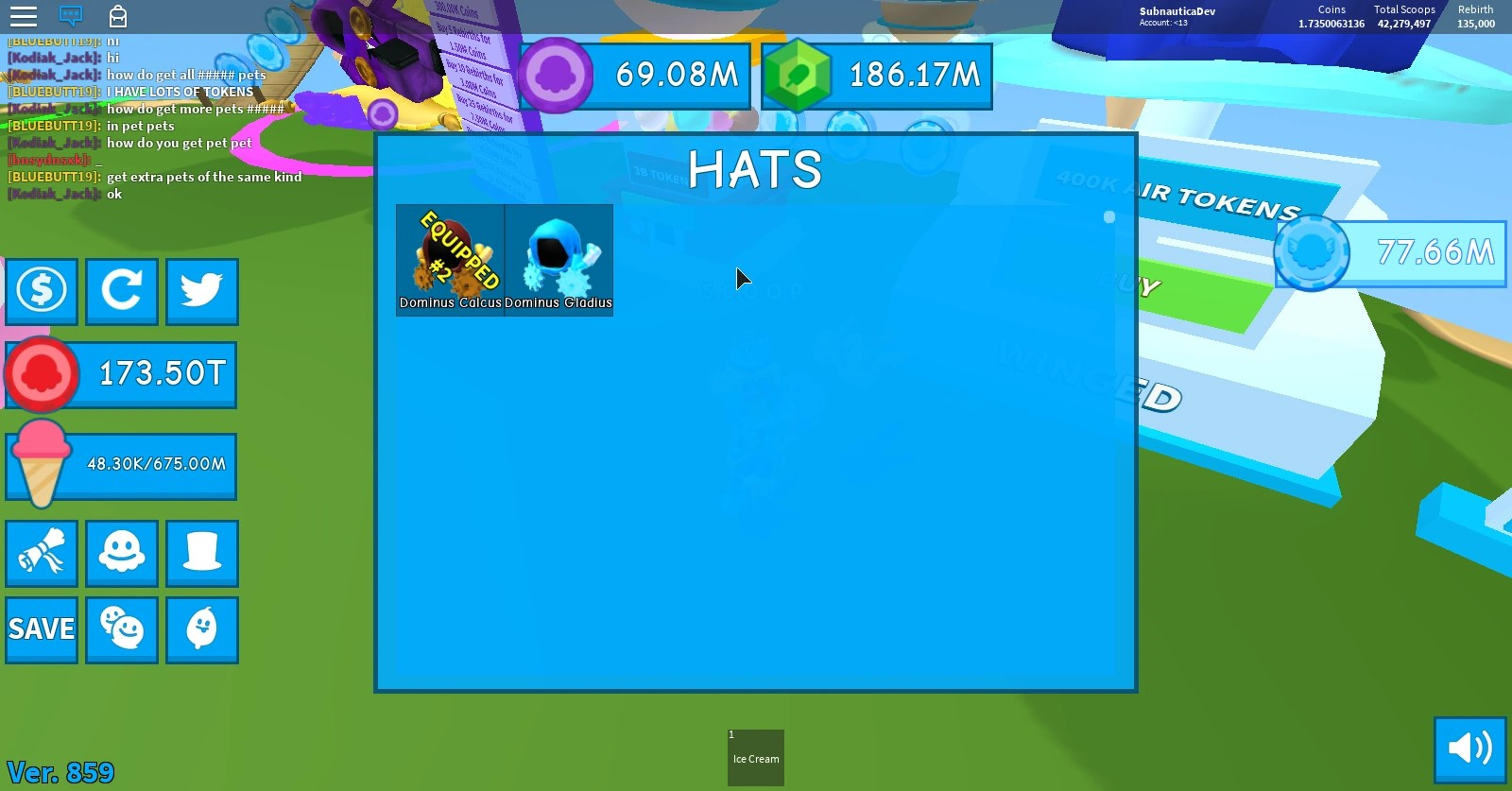 Dominus Hat - Year of Clean Water