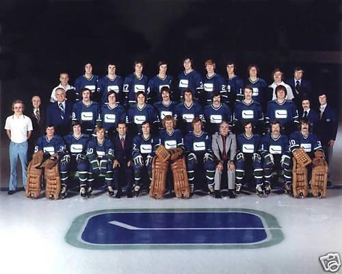 197475 Vancouver Canucks Season Ice Hockey Wiki