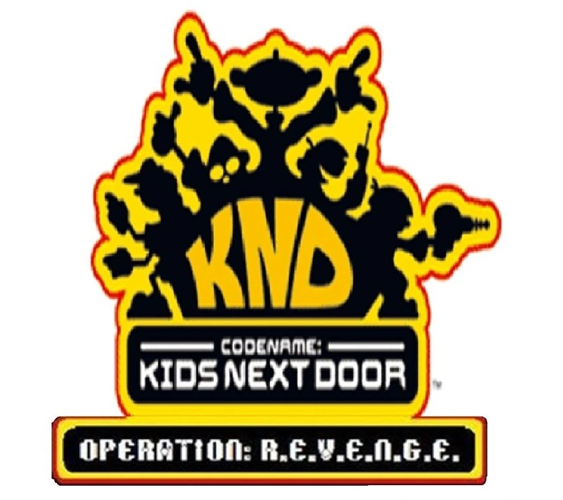 codename kids next door