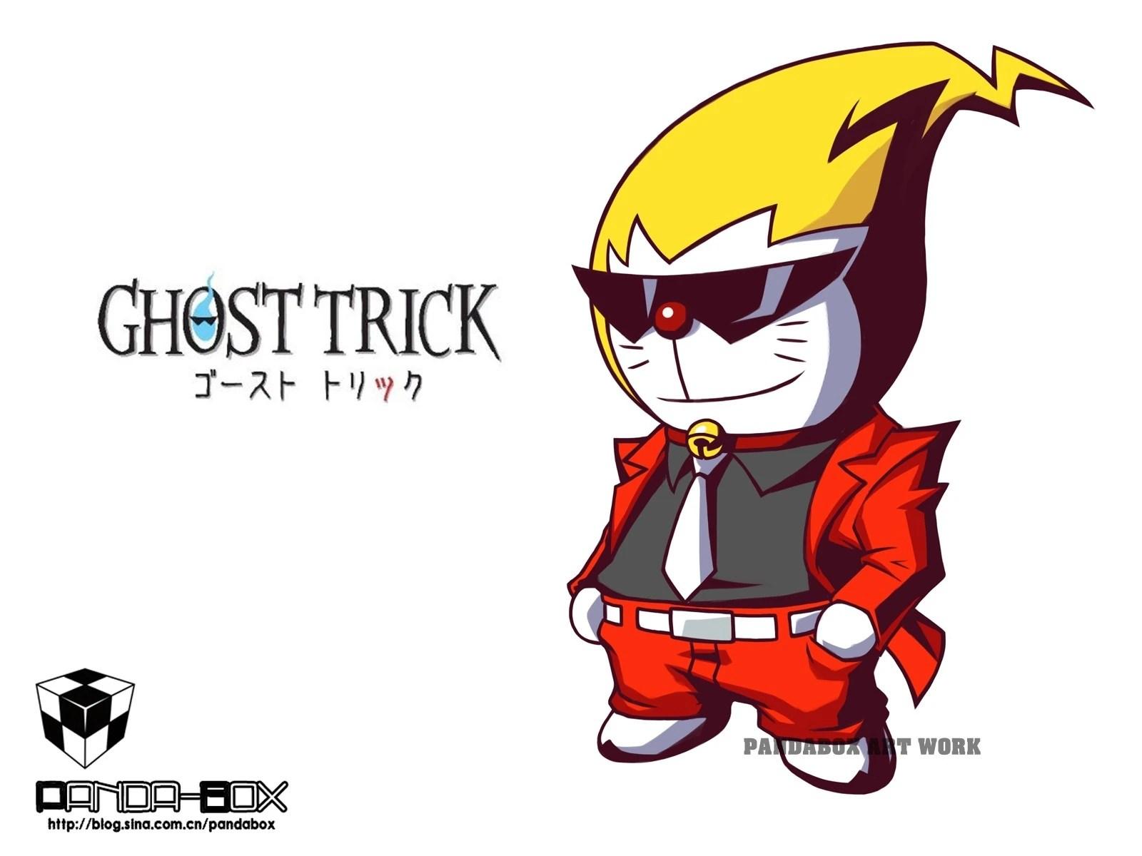 Image  Doraemon  forma Ghost Trick jpg  Idea Wiki