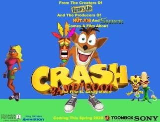 Crash Bandicoot The First N Sanity Movie 2020 Film