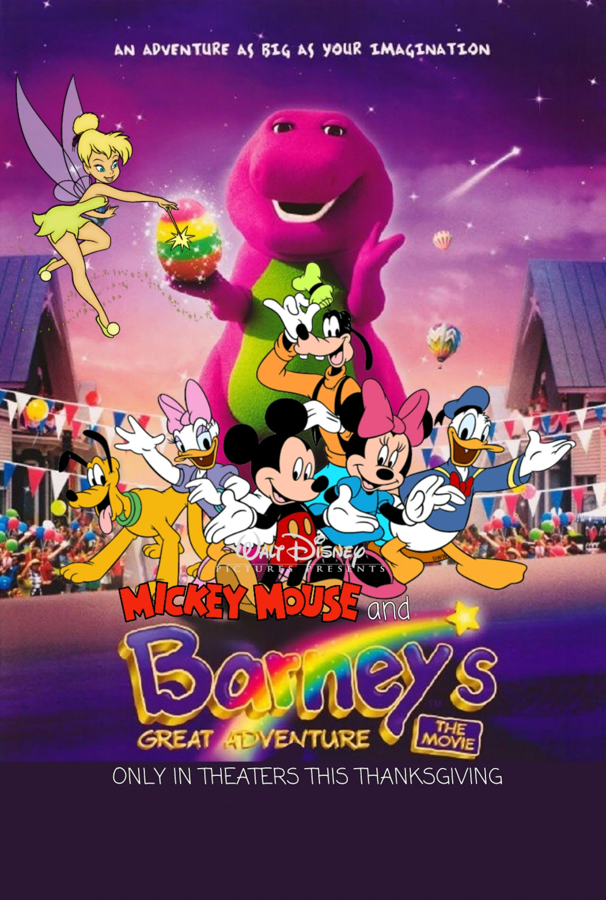 Barney Friends January 2020 - Year of Clean Water