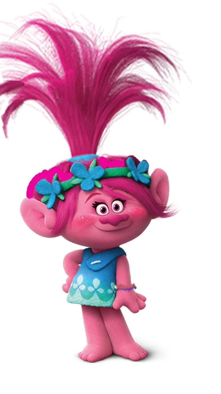 princess poppy trolls idea