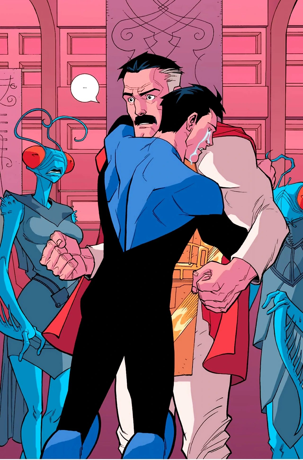 Invincible Vol 1 26  Image Comics Database  FANDOM powered by Wikia