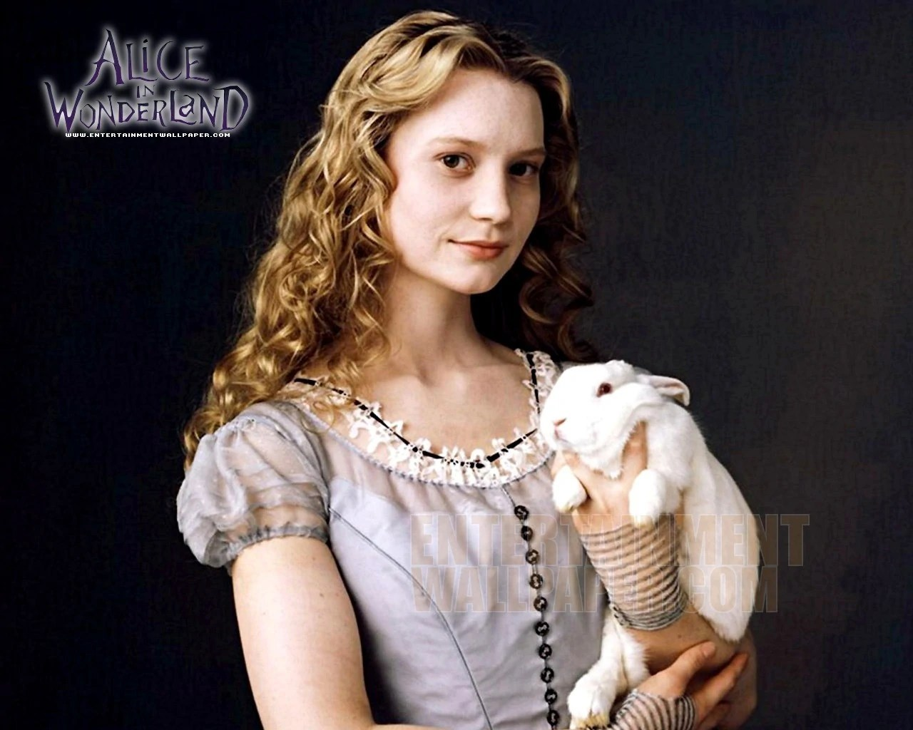 Falling Down The Rabbit Hole Wallpaper Alice Liddell Alice S Adventures In Wonderland