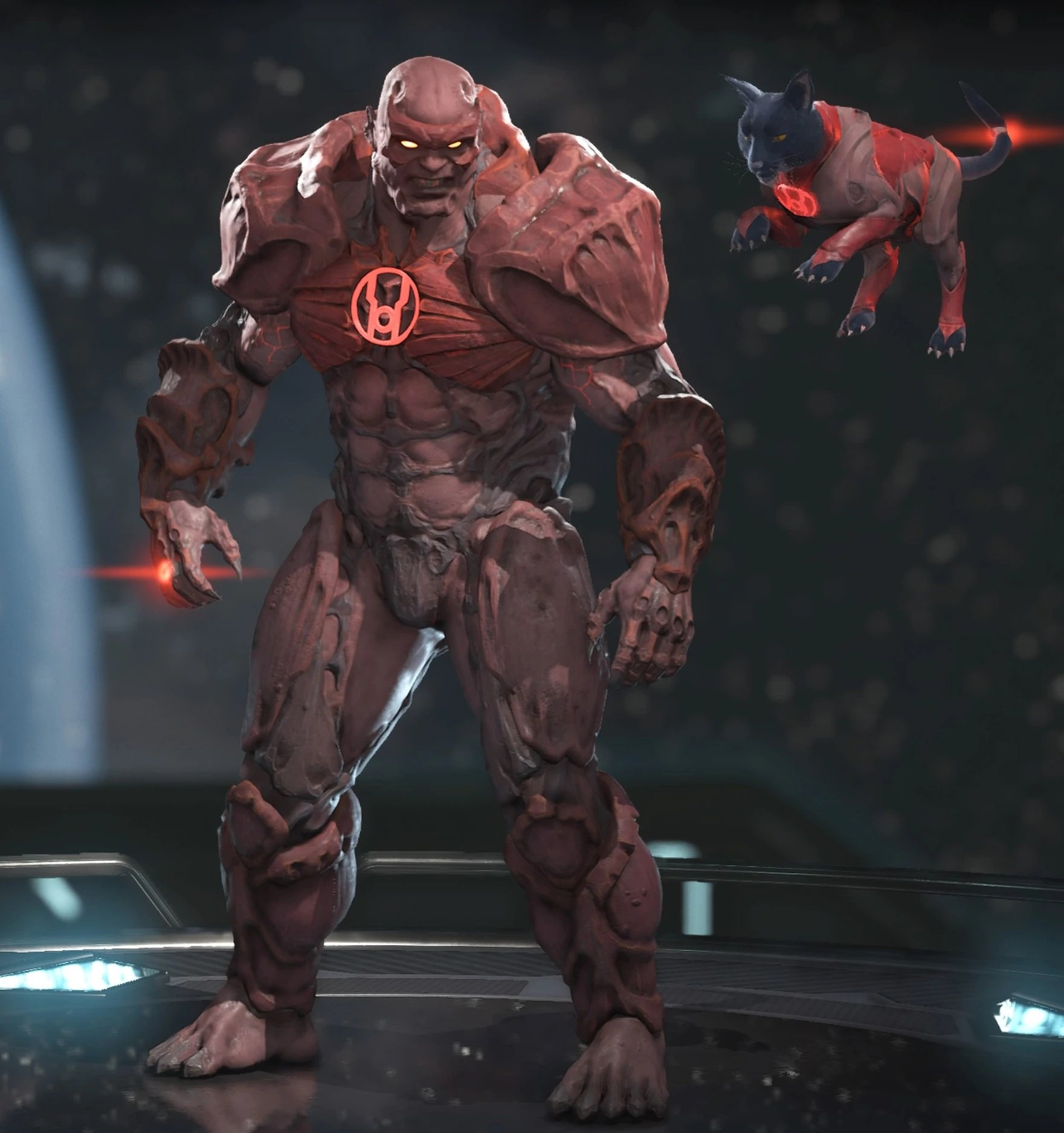 Atrocitus InjusticeGods Among Us Wiki FANDOM powered