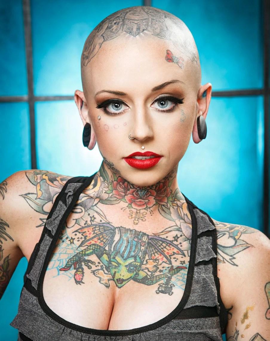 Tatu Baby Neck Tattoo : tattoo, Tattoo