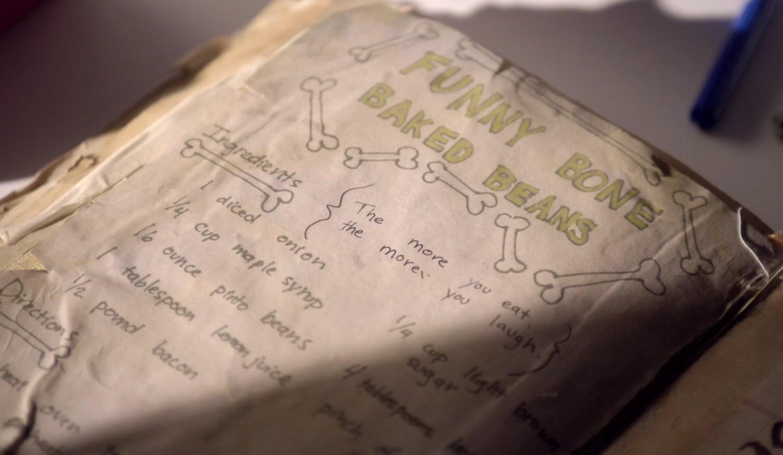 Funny Bone Baked Beans  Just Add Magic Wiki  FANDOM