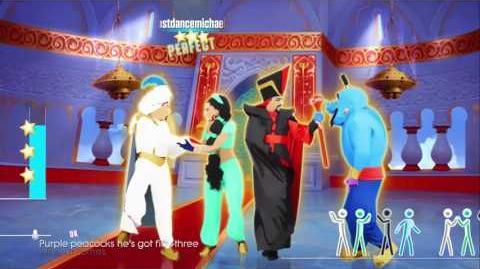 Prince Ali Just Dance Wiki Fandom Powered By Wikia
