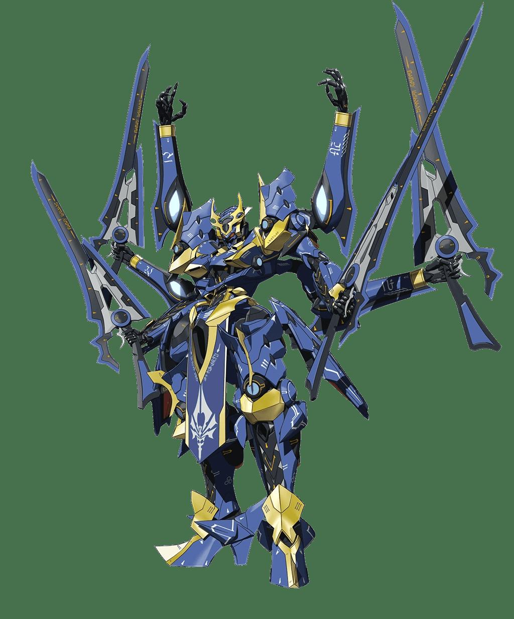 ikaruga anime knight s