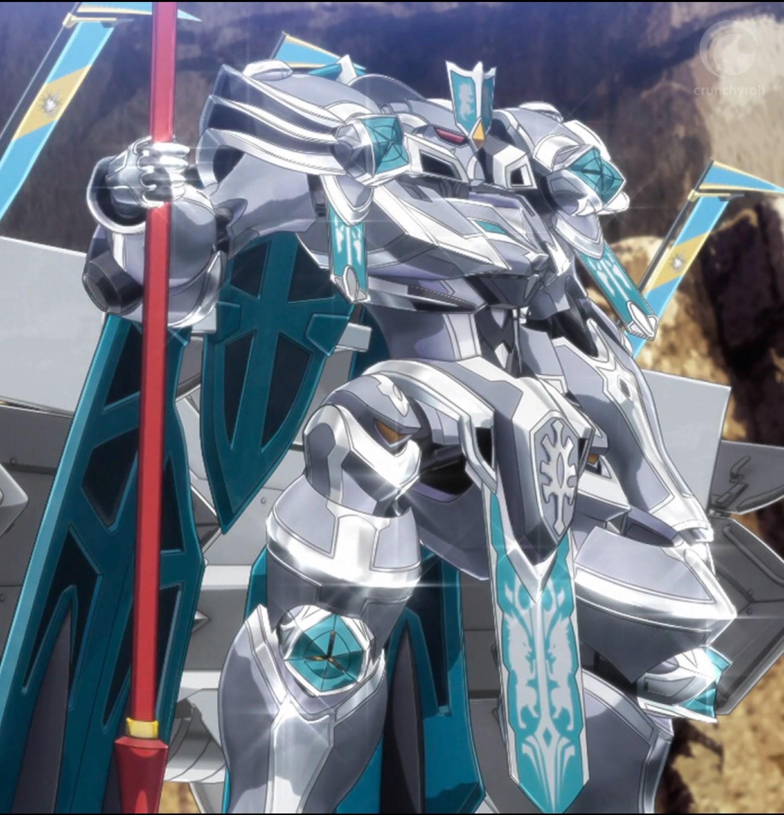 gilbatiga anime knight s
